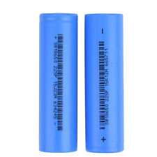 2pc NCM Li-ion 18650 2200mAh 3.6V 3.7V rechargeable battery real capacity