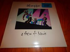 Rush - A Show of Hands LP vinyl record sealed NEW RARE