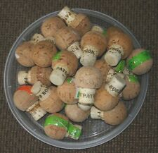 20+ Patron Silver Tequila Corks Stoppers Bottle Toppers-Bar Crafts Wedding Party