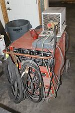 LINCOLN IDEALARC TIG 250/250 TIG / STICK WELDING WELDER WITH BERNARD COOLER
