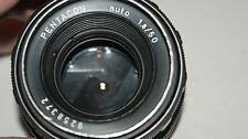 Pentax PENTACON auto 1.8/50mm M42 screw mount lens