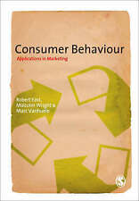 Consumer Behaviour: Applications in Marketing, Robert East, Used; Very Good Book