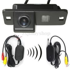 Car Wireless 170° Reverse Rear view Camera CCD For BMW 1/3/5 Serie X5 X6 E39 E46
