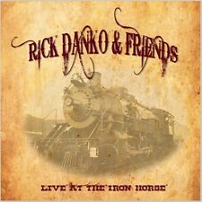 Rick Danko & Friends Live At The Iron Horse Northampton 1995 CD NEW SEALED