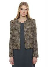 Sinequanone Tweed Jacket Size 40 (UK 12) RRP £189 Box4442 M