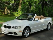 BMW: 3-Series 325Ci Cabriolet SPORT PACKAGE! LOADED! 2ND-OWNER!