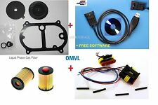 LPG/CNG OMVL DREAM XXI-N 4 PCS: VERDAMPFER REPARATUR SATZ +INTERFACE+FILTER+PLUG