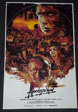 Apocalypse Now - Limited Ed Variant Screen Print by Vance Kelly nt Mondo Jock