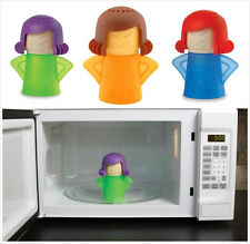 2016 New Metro Angry Mama Microwave Cleaner Cooking Kitchen Gizmo cleanser tool