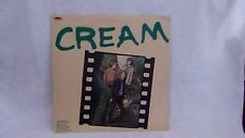 CREAM - SELF TITLED / LP / MADE IN ENGLAND