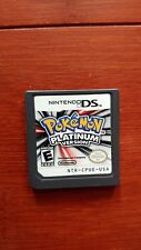 Pokemon Platinum Version Nintendo DS (Game Only)