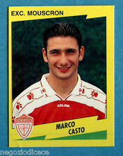 FOOTBALL 98 BELGIO Panini -Figurina-Sticker n. 285 - CASTO -EXC MOUSCRON-New