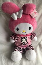 My Melody Hello Kitty Plush 50th Anniversary Collection Sanrio.