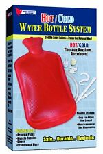 Classic Hot/Cold Water Bottle System, Hot Water Bottle System
