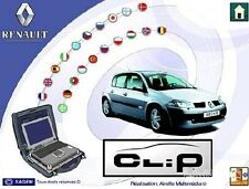 V160 Renault CAN Clip software - downloadable version