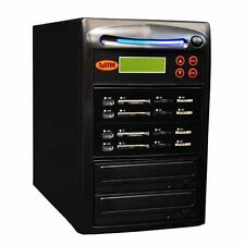 Systor 1:3 USB/SD/CF/MS All in One Combo Flash Memory Drive Card Disc Duplicator