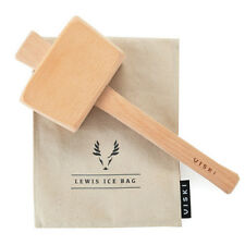 Lewis Ice Bag and Mallet make your own crushed ice professional grade ice hammer