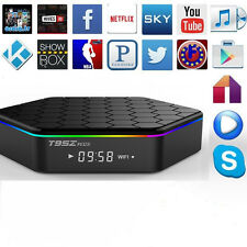 T95Z Plus TV Box S912 2+16GB Octa Core Android 6.0 KODI 2.4/5Ghz Dual WIFI BT US