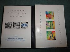 1993 Chevrolet Cavalier - OWNERS MANUAL