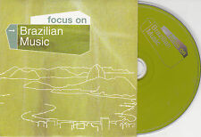 CD CARTONNE CARDSLEEVE COLLECTOR 8T BRAZILIAN MUSIC CHICO BUARQUE/FLORA PURIM..