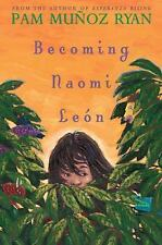 Becoming Naomi Leon (Americas Award for Children's and Young Adult Lit-ExLibrary