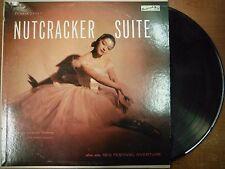 33 RPM Vinyl Tchaikovsky Nutcracker Suite Festival Overture Masterseal  032415SM