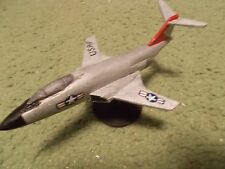 Built 1/144: American McDONNEL F-101B VOODOO Fighter Aircraft USAF