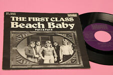 "FIRST CLASS 7"" BEACH BABY ORIG GERMANY 1974 EX !!!!!!!!!!"