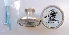 Winchester Cabinet Knobs, Winchester Logo Cabinet Knobs, Winchester Rifle Knobs