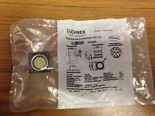 Euchner 12 Pin Female Flange Connector, RC-12,  073290