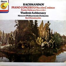 Rachmaninov Piano Concerto no 2 Ashkenazy Kondrashin Decca Jubilee JB 52 NM/EX