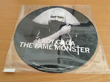 """Lady GaGa – The Fame Monster 12"""" LP Picture Disc NEW"""