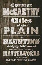 Ciudades De La Llanura De Cormac McCarthy (de Bolsillo), Libro Nuevo