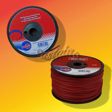 1 Lb Spool Weedeater Red Commercial Trimmer Cutting Line 0.095 Lasts 40% Longer