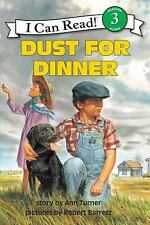 Dust for Dinner (I Can Read Book - Level 3)-ExLibrary