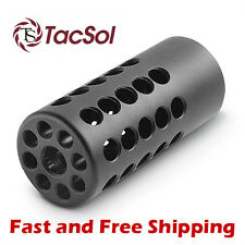 Tactical Solutions Ruger 10/22 Rifle X-Ring Compensator/Muzzle Brake Matte Black