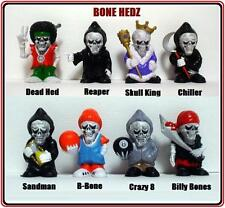 Hey Homies check out  Bone Hedz  8 vending figures set party favors cake toppers