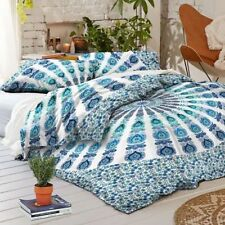 Indian Duvet Doona Cover Comforter Mandala Hippie Bohemian Queen Quilt Cover