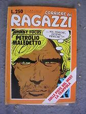 CORRIERE DEI RAGAZZI n. 35 - 31/08/1975 - ANNO IV - QUASI OTTIMO