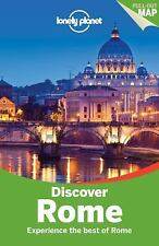 Lonely Planet Discover Rome (Travel Guide)-ExLibrary