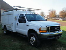 Ford : F-450 7.3L TURBO DIESEL DRW DUALLY UTILITY TRUCK!