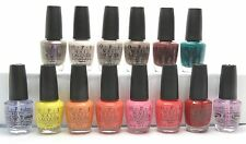 New OPI Nail Lacquer Polish 2014 Spring Brazil Collection + Base & Top Coat