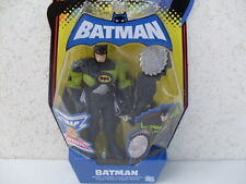 batman deluxe action figure personaggio snap attack character toy mattel X1253