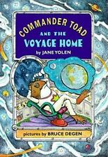 Commander Toad and the Voyage Home-ExLibrary