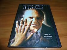 Hearts in Atlantis (DVD, Widescreen 2002) Anthony Hopkins Used