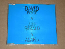 DAVID BOWIE V. A GUY CALLED GERALD V. ADAM F. - TELLING LIES - CD SINGOLO