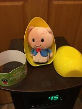 HALLMARK ITTY BITTYS-Looney Tunes--Porky Pig-In Easter Egg!! Free Shipping!!