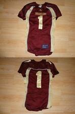 Youth Wranglers M Football Jersey Uniforms Express (Wyoming Cowboys colors/logo)