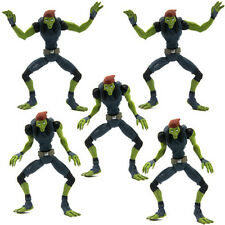 5pcs Movie Toys Marvel Legends Universe TOAD 2008 Wolverine X-men 3.75'' Figure