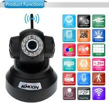 720P HD H.264 1MP Camera PnP P2P AP Pan Tilt IR Cut WiFi Wireless IP Webcam OI9G